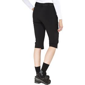 Maier Sports Inara Slim Pantalones cortos Mujer, black